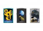 지포가 애니메이션 은하철도 999의 탄생 40주년을 맞아 1월 4일 콜라보레이션 한정판 라이터를 출시한다