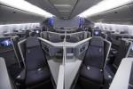 보잉 787-9 비즈니스클래스 좌석