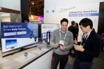 삼성SDS가 타이젠 기반의 스마트워치를 지원하는 EMM솔루션을 선보였다