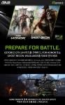 ASUS가 GTX 1070 및 GTX 1080 구매자를 대상으로 유비소프트의 신작 게임을 증정하는 이벤트를 진행한다