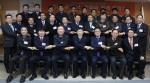 한화는 2월 10일 창원사업장에서 김연철 대표이사(사진 1,2 왼쪽에서 네번째)와 19개 우수 협력사 대표가 참석한 가운데 2017 동반성장협약식을 개최했다