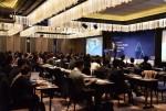 16일 서울 광화문 포시즌스 호텔 루리볼롬에서 열린 Employee Health&Benefits 세미나에서 인사 담당자 130여명이 강의를 듣고 있다