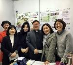 가톨릭대학교 평생교육원 담당자와 과정담당 교수진