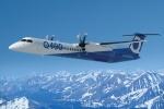 봄바디어 Q400 항공기
