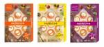 동원산업이 리코타 치즈를 훈제연어로 감싼 동원 훈제연어 치즈롤 3종을 출시했다