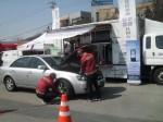 넥센타이어가 봄을 맞아 나들이를 떠나는 차량을 대상으로 고속도로 무상점검 3차 캠페인을 진행한다