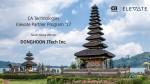 동훈아이텍이 아태 및 일본 지역 최우수 파트너로 선정돼 2017년 CA 테크놀로지스 엘리베이트 파트너 프로그램 상을 받았다