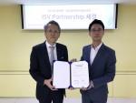 한국마이크로소프트와 머니브레인이 파트너십을 체결했다