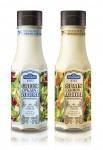 폰타나가 그리스식 그릭 요거트와 스페인식 레몬 알리올리 드레싱 등 2종을 출시했다