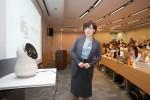 LG CNS는 27일 기자간담회를 열고 최근 디지털 금융의 변화방향과 이에 따른 LG CNS 사업전략을 소개했다