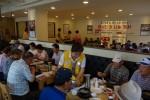 지호한방삼계탕 김포 고촌점이 6월 30일 금요일 김포 지역 어르신들을 위해 취약계층 및 지역 소외 어르신 따스한 정 나눔 행사를 실시했다