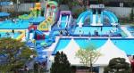 호텔푸르미르가 여름 프로모션 신나는 여름 축제를 실시한다. 사진은 물놀이 파크 전경