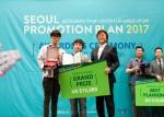 와이랩이 기획하고 채용택, 김재한 작가가 각각 글과 그림을 맡은 웹툰 부활남이 SPP 웹툰 어워드에서 대상을 수상했다