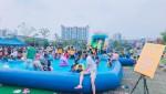 문산청소년문화의집이 22일 청소년어울림마당 Dream 정거장 3차 썸머 페스티벌 락 더하기를 성황리에 개최하였다