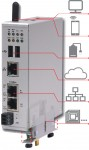 힐셔가 라즈베리 제조업체인 Element14와 협력하여 산업용으로 견고하게 설계된 라즈베리 파이 3 아키텍처 기반으로 한 netPI플랫폼을 제공한다