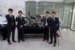 제8회 보조기기 아이디어 공모전 대상 수상팀(CASPERS, 고령자를 위한 고효율 동력 보조 전기 자전거)