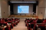 윤보현 국립나주병원장(전남광역정신건강복지센터장)이 기조 연설을 하고 있다
