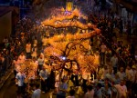 타이항 불용춤은 홍콩의 가을 중반에 만끽할 수 있는 축제다