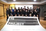 YG 디렉터 프로젝트의 미디어 엔터테인먼트 꿈을 가진 청소년 24명이 활동을 개시했다