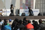 경기도장애인복지종합지원센터가 25일 제4회 누림콘서트 TOGETHER를 성황리에 개최하였다. 사진은 가수 강원래 공연