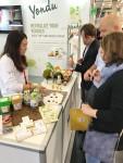 샘표가 10월 7일부터 11일까지 독일 쾰른에서 열린 국제 식품전 아누가2017에 참가했다