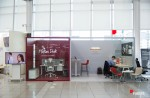퍼시스는 12월 15일까지 약 두 달간 KTX 광주 송정역에 사무환경 체험이 가능한 팝업 오피스 공간인 오피스 큐브를 운영한다