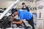 전세계에 있는 현대자동차 차량 정비 전문가들이 한자리에 모여 그간 갈고 닦은 정비 실력을 겨뤘다