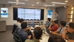 에이텐코리아가 에이텐 용산 데모룸에서 3분기 파트너 기술 교육·라이선스 인증 세미나를 진행했다