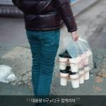 옥윤선아이디어그룹이 6&12구 컵 캐리어 특허권을 등록했다