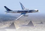 봄바디어가 이집트항공과 최대 24대의 CS300 항공기 구매의향서를 체결했다