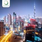 두바이 수전력청이 대표하는 아랍에미리트가 세계은행 보고서의 전기 연결 부문에서 1위를 차지했다