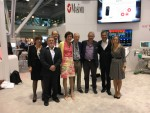 환자안전활동재단 설립자 조 키아니, 유럽마취학회 회장 지브 골딕 박사, 2018 세계환자안전과학기술 서밋 파트너들이 함께 했다