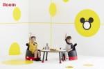 일룸이 디즈니 콜라보 에디션 키즈 가구 미키·미니 아코, 미키 피넛형책상 및 미키 안전 거울을 선보인다