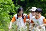 9월말 광덕산 환경교육센터에서 진행된 와숲 캠프