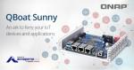 QNAP이 발표한 싱글 보드 사물 인터넷 미니 서버인 QBoat Sunny