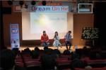 서울시립강동청소년수련관이 19일 자유학기제를 마무리하는 청소년을 위한 진로 토크 콘서트 Dream On Air를 성황리에 마쳤다