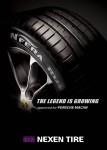 넥센타이어가 독일의 스포츠카 제조사인 포르쉐의 마칸 차량에 신차용 타이어로 엔페라 RU1 제품을 공급한다