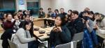 국립중앙청소년수련원 2018년 청소년지도사 국가자격연수에 참가한 예비 청소년지도사들이 분임토의를 하고 있다