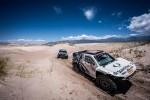 쌍용자동차가 티볼리 DKR로 9년 만에 도전한 지옥의 레이스 다카르 랠리를 성공적으로 완주했다