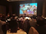 CJ월디스가 홍콩관광청이 주최한 홍콩 MICE 탑 에이전트 어워드를 수상했다. 사진은 홍콩 MICE 탑 에이전트 어워드 행사장 전경