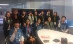 한국여성과학기술인지원센터가 GE-블룸버그 글로벌 멘토링 여대생 45명을 모집한다. 사진은 2017 WISET-블룸버그 글로벌 멘토링 킥오프미팅 참석자들