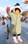 작년 12월 22일 개막한 평창송어축제가 2018 평창동계올림픽이 끝나는 25일 대단원의 막을 내린다