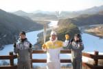 2018 평창 동계올림픽의 성화가 3일(토) 영월에서 봉송을 성공적으로 마쳤다.