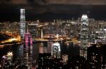CJ월디스가 10일 오쇼핑 플러스에서 홍콩 홈쇼핑 방송을 진행한다. 사진은 홍콩 야경