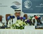 왕실 고문이며 KSrelief의 통합관리자인 압둘라 알 라비아 박사