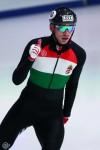 헝가리 쇼트트랙 대표 산도르 류 샤오린 선수