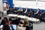 렉트라·ESCP 유럽의 패션&테크놀로지 의장단 라운드 테이블에 참석한 패널들