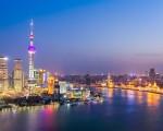 중국 상해 야경
