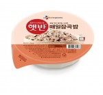 CJ제일제당이 출시한 햇반 매일잡곡밥