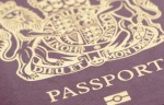 Current British passport